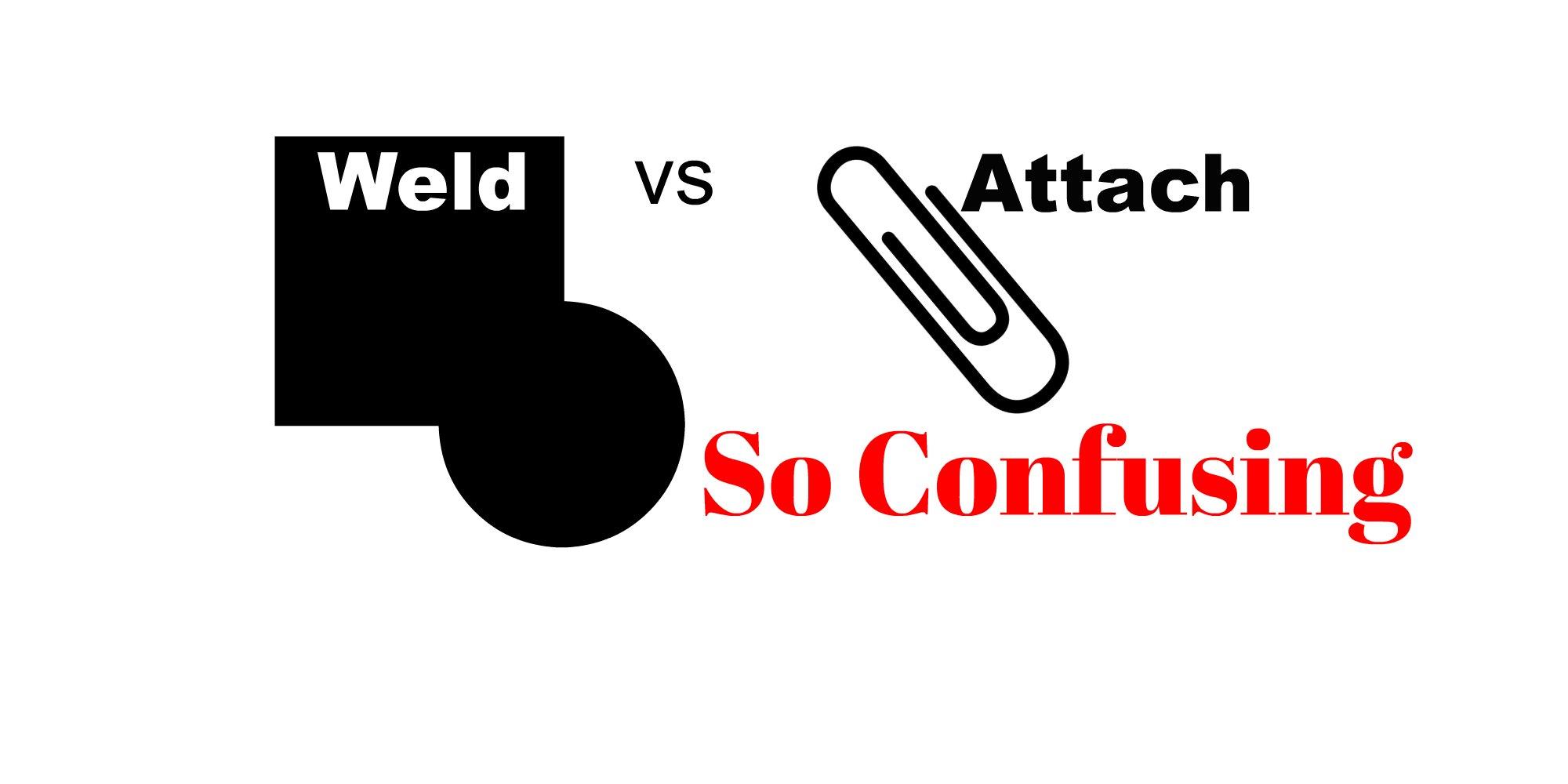 Cricut Weld vs Cricut Attach