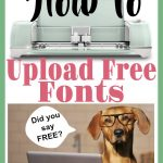UHow To Upload Fonts To Cricut Design Space