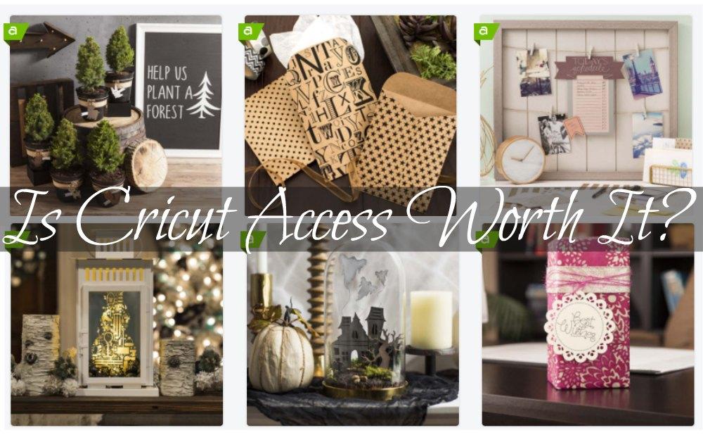 Is Cricut Access Worth It