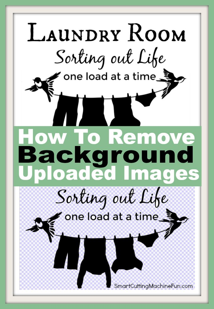 How To Remove Background From Uploaded Images