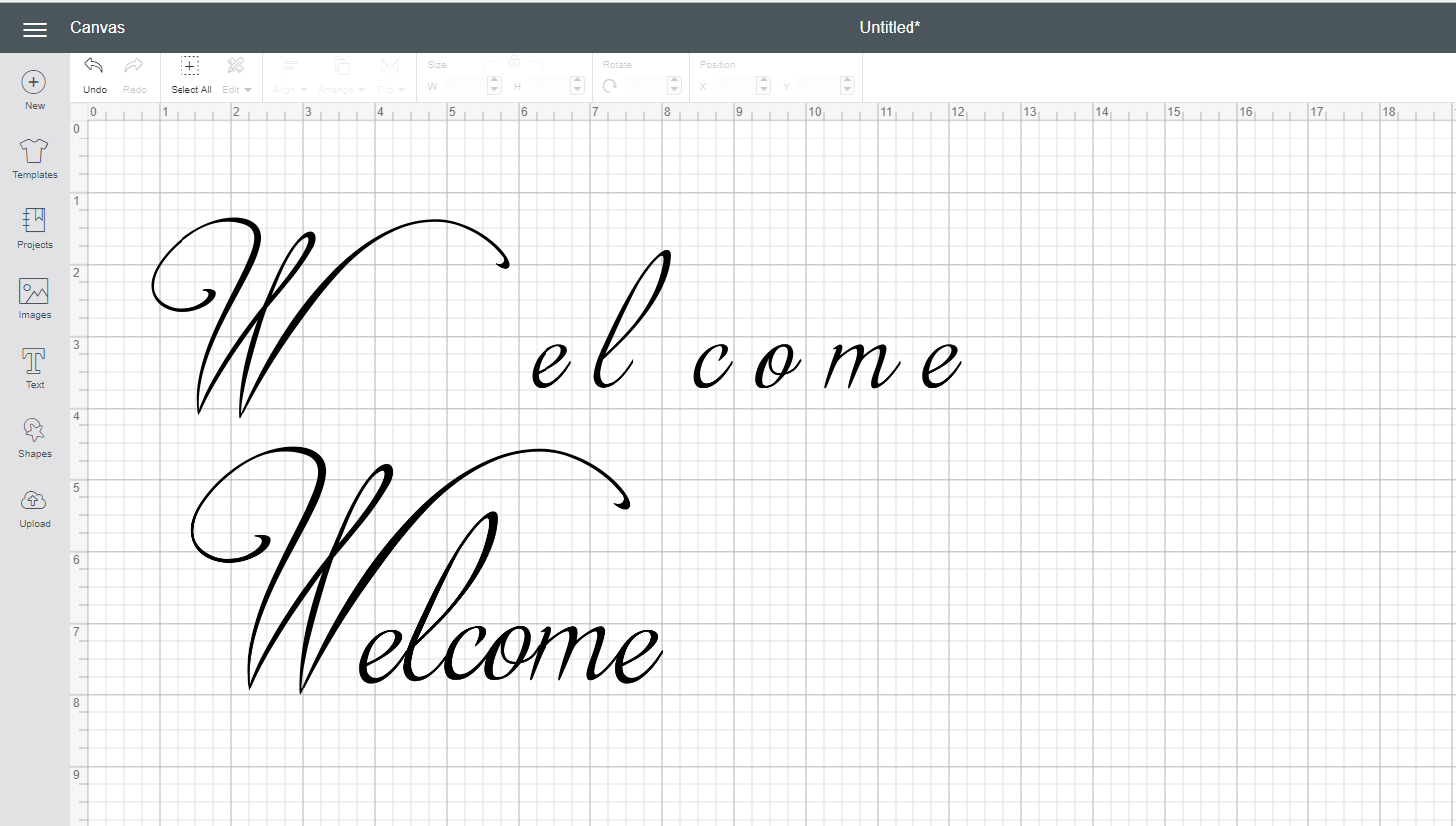 Learn How To Connect Cursive Font In Cricut Design Space TODAY Simple Tips And Tricks