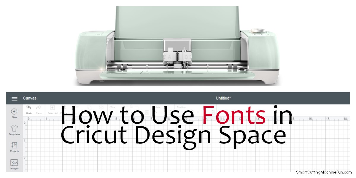 how to add fonts to cricut design space