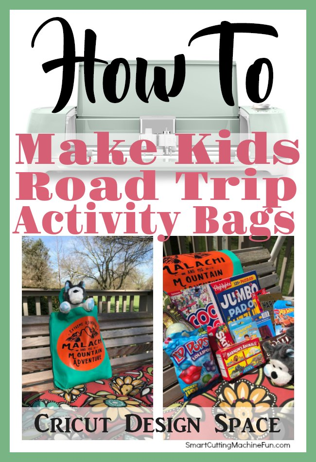 Make these Kids Road Trip Activity Bags before your trip starts. You will be so happy you did. Fast and Easy