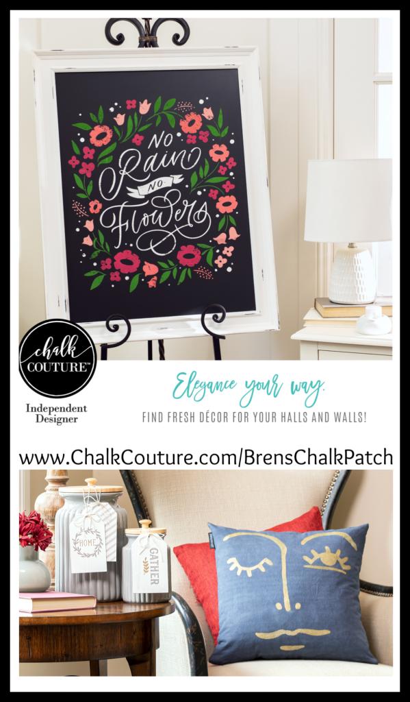 Brens Chalk Patch - Chalk Couture Designer