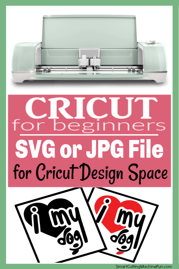 Choosing Between SVG or JPG for Cricut Design Space