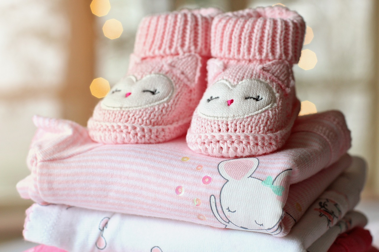 Create Your Own Baby Clothes with Cricut