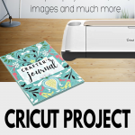 Cricut Project Log Book