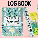 Cricut Crafters Journal