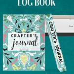 Cricut Journal Log