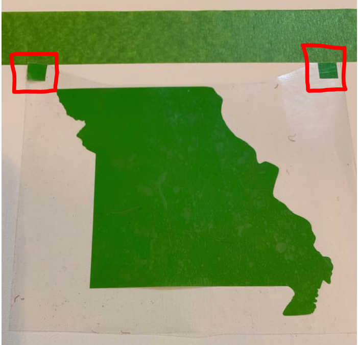 Cricut Registration Marks