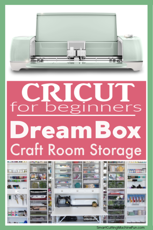 DreamBox Craft Table Storage | Craft Room Storage | ScrapBox DreamBox