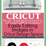 Editing Images in Cricut Design Space   Simple Way to Edit Images in Cricut Design Space