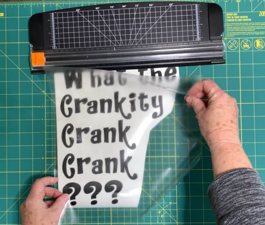 Learn how to use Transfer tape