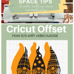 How to Create Offset in Cricut