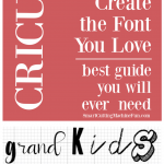 How to Create the Font You Love