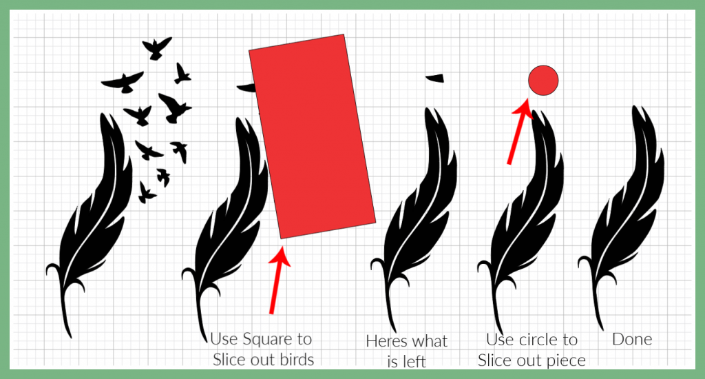 How to Erase in Cricut Design Space