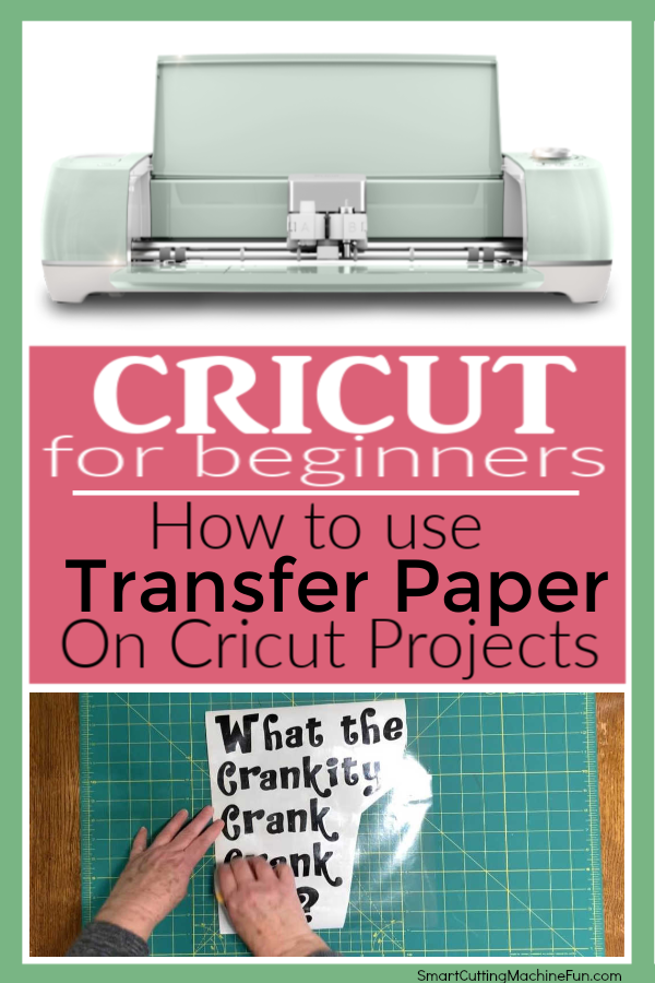 Cricut Transfer Paper Tutorial | Cricut Transfer Tape Tutorial | How to Use Transfer Paper on Cricut Projects