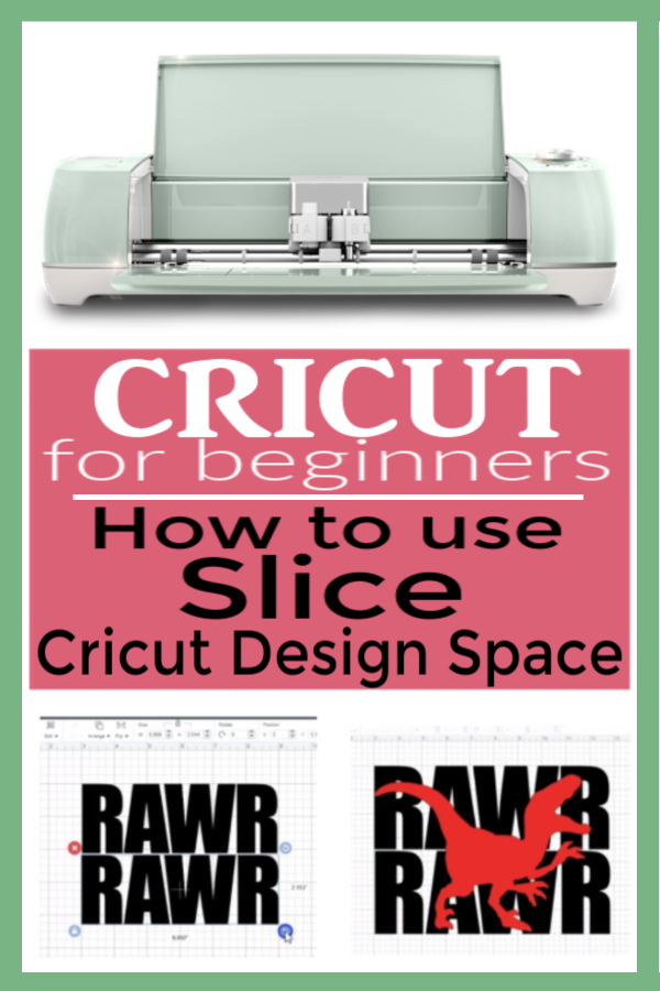 How to use the Slice Tool in Cricut Design Space | How to Slice text in Cricut | How to Slice in Cricut Design Space App | Using Slice tool in Cricut