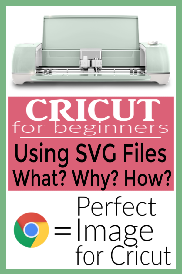 SVG Files for my Cricut - What is it and how to use it? | Understanding SVG files for Cricut Design Space | SVG files in Cricut Design Space | Using SVG files with Cricut
