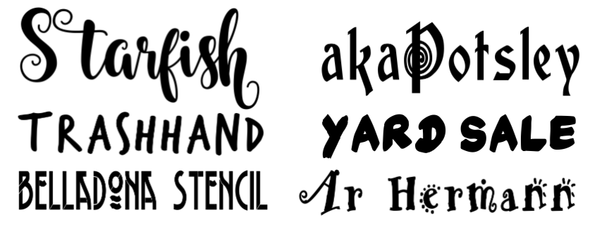 Upload new fonts to Cricut Design Space