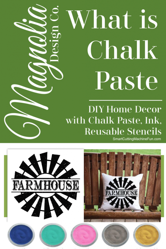 What is Chalk Paste