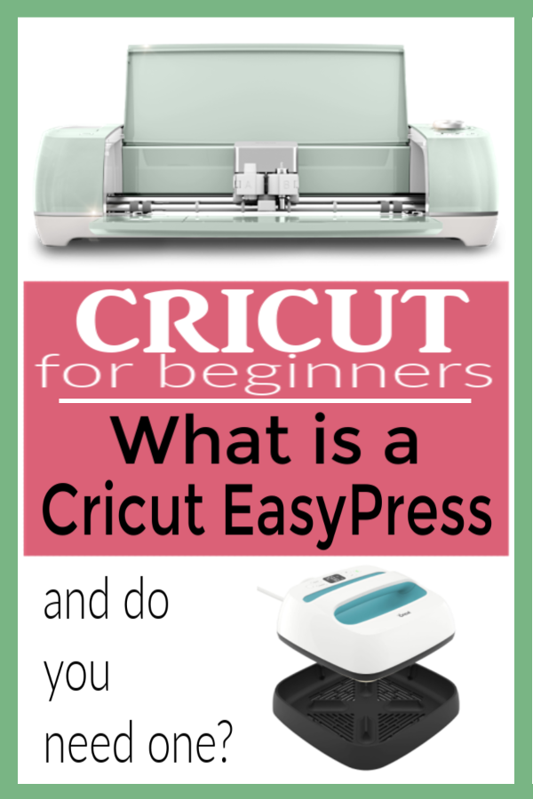 What is a Cricut EasyPress | Cricut EasyPress | Do I need a Cricut EasyPress